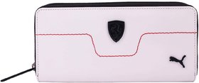 Puma New White Ls Clutch Wallet For Womens