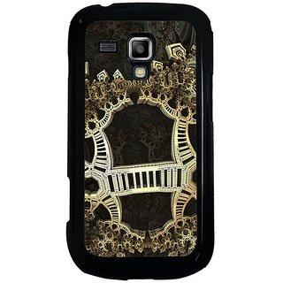 Fuson Designer Phone Back Case Cover Samsung Galaxy S Duos 2 ( Intricate Design )