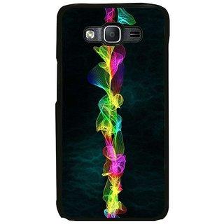 Fuson Designer Phone Back Case Cover Samsung Galaxy On7 Pro ( Design With Thread )