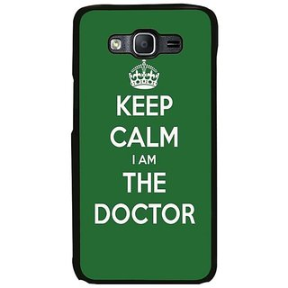 Fuson Designer Phone Back Case Cover Samsung Galaxy On5 Pro ( Doctor Who Reference )