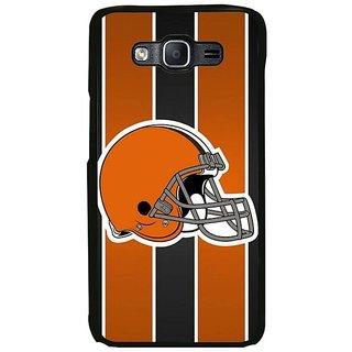 Fuson Designer Phone Back Case Cover Samsung Galaxy On5 Pro ( An American Football Helmet )