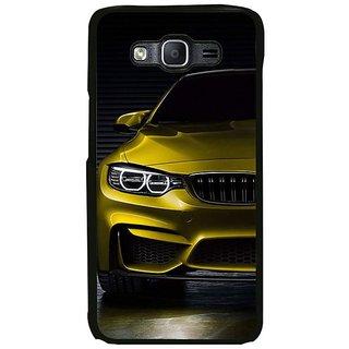 Fuson Designer Phone Back Case Cover Samsung Galaxy On5 Pro ( Car Under Spotlight )
