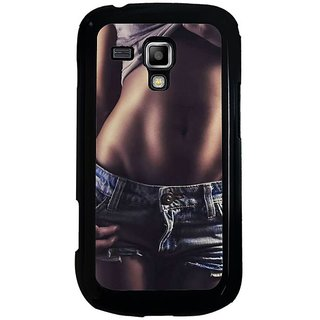 Fuson Designer Phone Back Case Cover Samsung Galaxy S Duos 2 ( Toning Down The Body )
