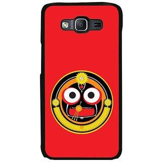 Fuson Designer Phone Back Case Cover Samsung Galaxy On7 Pro ( Shree Jagannath )
