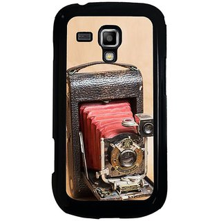 Fuson Designer Phone Back Case Cover Samsung Galaxy S Duos 2 ( The Age Old Camera )