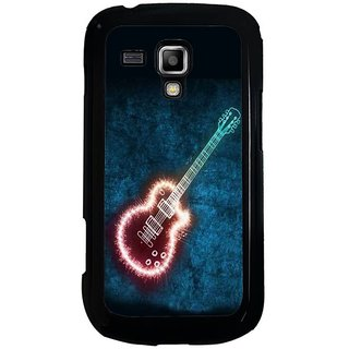 Fuson Designer Phone Back Case Cover Samsung Galaxy S Duos 2 ( An Artistic Design )