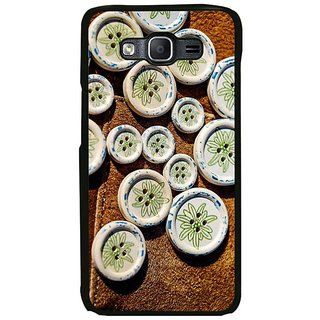 Fuson Designer Phone Back Case Cover Samsung Galaxy On5 Pro ( Beautiful Buttons )