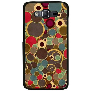 Fuson Designer Phone Back Case Cover Samsung Galaxy On7 Pro ( Rotate In A Loop Forever )