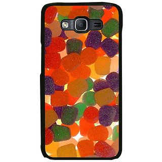 Fuson Designer Phone Back Case Cover Samsung Galaxy On7 Pro ( Candies Can Create Differences )