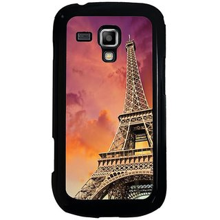 Fuson Designer Phone Back Case Cover Samsung Galaxy S Duos 2 ( Visting The Monuments )