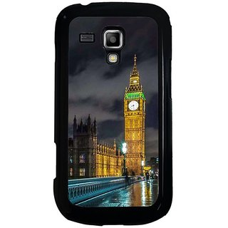 Fuson Designer Phone Back Case Cover Samsung Galaxy S Duos 2 ( Visiting The World )