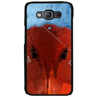 Fuson Designer Phone Back Case Cover Samsung Galaxy On5 Pro ( The Hulk Of A Ship )
