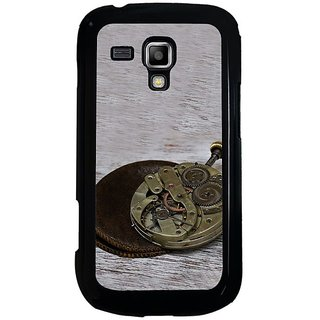 Fuson Designer Phone Back Case Cover Samsung Galaxy S Duos 2 ( The Mechanism Inside The Watch )