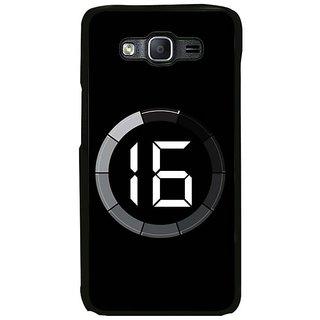 Fuson Designer Phone Back Case Cover Samsung Galaxy On7 ( Lessser And Lesser )