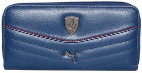 Puma New Navy Blue Clutch Wallet For Womens