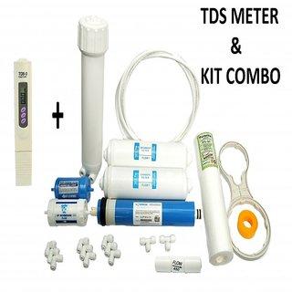 For Grand/Grand Plus/Pearl/Supreme RO SERVICE KIT  TDS Meter combo