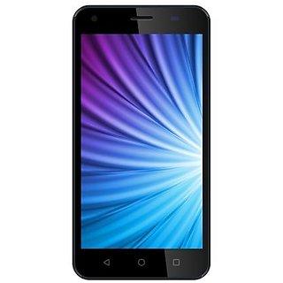 Ziox Quiq Flash 4G (1 GB,8 GB,Black)