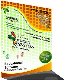 Unitek's Super genius ( Std 8 -10 )