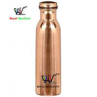 Royal merchant copper bottle jointless