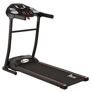 Powermax Fitness TDM-97 1.5HP (3.0HP peak) Motorized Treadmill (Warranty Motor-3 yrs Other parts-1yr)