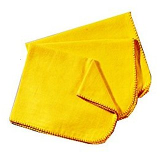 Panel Cloth Yellow Duster 6 Pack