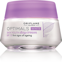Optimals White Skin Youth Day Cream SPF 15 50ml