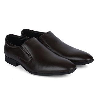 819fc29231 Ziraffe STAHL Brown Men s Leather Formal Shoes