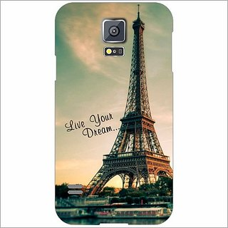 Samsung Galaxy S5 Back Cover - Paris Designer Cases
