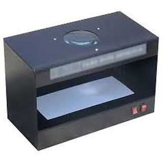 Fake Note Detector Machine