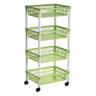 Skycandle 4 Layer Kitchen Trolley