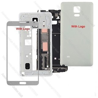 Full Body Housing Panel For Samsung Galaxy Note 4 N910G