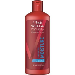 WELLA MOISTURE SHAMPOO FOR SMOOTH SOFT HAIR - 500 ML