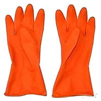 SWSPL Rubber Hand Gloves Set of 5 pairs
