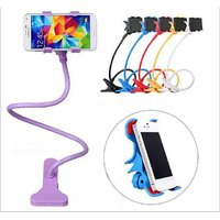 Universal Long Lazy Mobile Phone Stand Holder For Car B