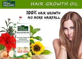 Indus Valley BIO Organic Growout Hair Oil