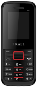 IKall  K88  (Dual Sim, 1.8 Inch Display, BIS Certified, Made in India)