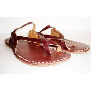 Bonjour Store Women's Maroon Flats