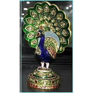 Gold And Diamond Peacock