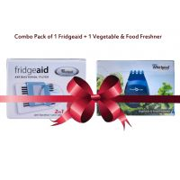 Whirlpool's Combo Pack Of FridgeAid + Vegetable & Food Freshner