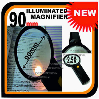 Reading Magnifying Optical Glass Magnifier 90MM