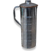 Copper Jug Outside Stainless Steel Indian Copper Utensils For Health Benefits