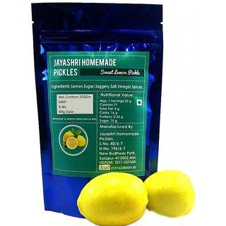 Jayashri's Sweet Lemon Pickle 350 gm