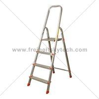 Aluminium Platform Step Ladder 4ft (4-Steps) - Freiheit Skytech