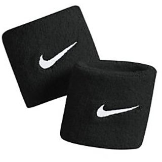 Imported Sports Wrist Band. Set Of 2. Sweat Band(black) 1 Pair