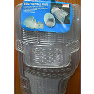 Transparent Foot Mat for Car Floor Universal