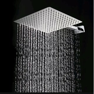 Buy Easy Rain 12x12 Inch Ultra Thin Shower Head With 18 Inch Square
