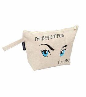 Cotton Canvas Hand Bag Im Beautiful
