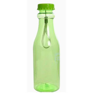 Kudos H2O Water bottle Hot And Cold Trendy, Fridge Bottle  ( pack of 1 ) color may very