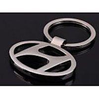 Hyundai Key Chain Full Metallic Keychain Car Bike, Key Ring Toilet Keyring