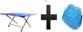 s4d Cafeteria Tea Table and free microfiber hand glove one pc colour assorted02